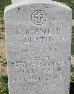 Eugene E Austin