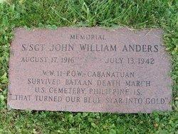 SSGT John William Anders