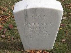 Barbara Marie <i>Isenhour</i> Bailey