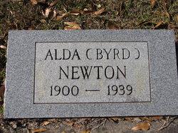 Alda Catharine <i>Byrd</i> Newton