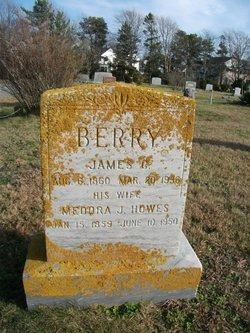 Medora Jane <i>Howes</i> Berry