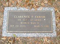 Clarence Frank Fabish