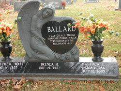 Matthew K. Ballard