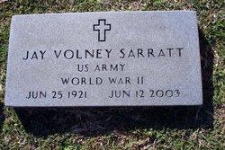 Jay Volney Sarratt
