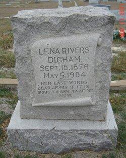 Lena Rivers <i>Strickland</i> Bigham