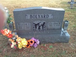 William G. Bolyard