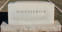 Mary <i>Snyder</i> Kirkpatrick