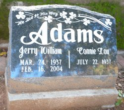 Jerry Williams Adams
