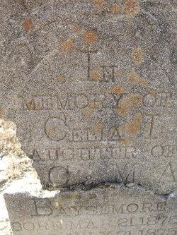 Celia I Bazemore