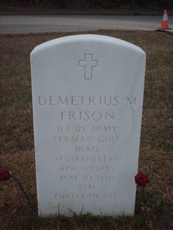Demetrius M. Frison