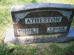 William Tallentire Atherton