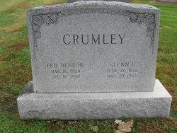 Ellen <i>Benson</i> Crumley