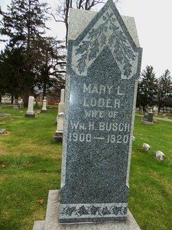Mary Lydia <i>Loder</i> Busch