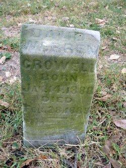 David Warren Crowell