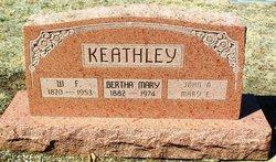 William F Keathley