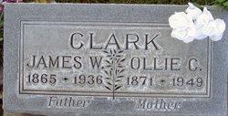 Ollie Cecelia <i>Porter</i> Clark