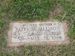 Patricia Ellen <i>Thornton</i> Allison