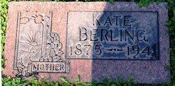 Katherine Barbara <i>Birgler</i> Berling