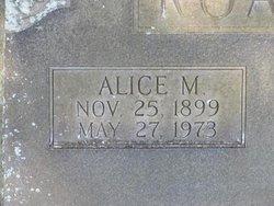 Alice M Roach