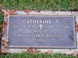 Catherine T Bristoll