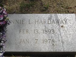 Onnie Lee <i>Harrell</i> Hardaway