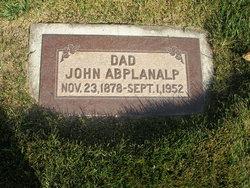 Johannes John Abplanalp