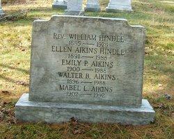 Emily P Aikins