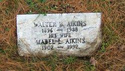 Walter B Aikins