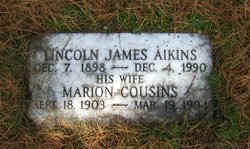 Marion <i>Cousins</i> Aikins