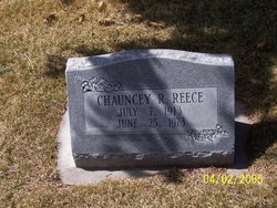 Chauncey Rexford Reece