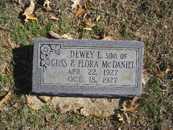 Dewey L McDaniel