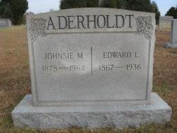 Edward L Aderholdt