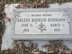 Arlene <i>Koehler</i> Bormann