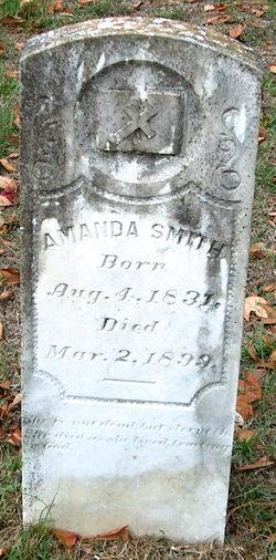Sarah Amanda <i>Newton</i> Smith