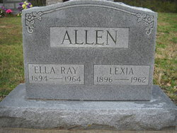 Ella Ray <i>Warren</i> Allen