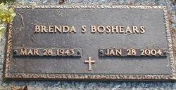Brenda Sue <i>Yancey</i> Boshears