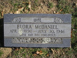 Flora <i>Bowen</i> McDaniel