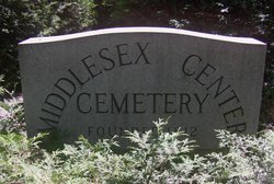Middlesex Center Cemetery