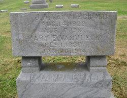 Mary E. <i>McNealey</i> VanVleck