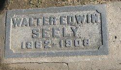 Walter Edwin Seely