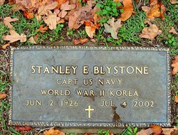 Stanley Edward Blystone