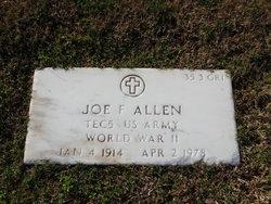 Joe Frances Allen