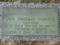 Joe T. Tom Conkle
