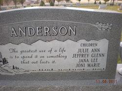 Forrest Glenn Anderson