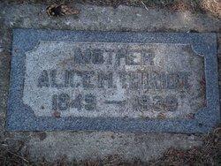 Alice Hannah Avery <i>Timms</i> Thiriot