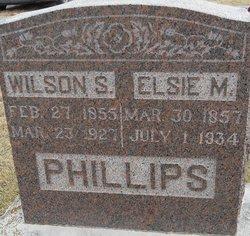 Elsie M <i>Edgecomb</i> Phillips