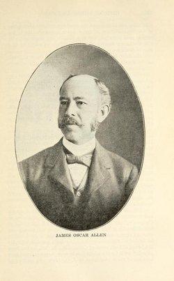 Rev James Oscar J.O. Allen, Sr