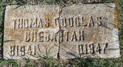 Thomas Douglas Chebahtah