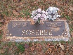 Mary Frances <i>Berryhill</i> Sosebee