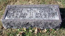 Mary Ellen <i>Gatton</i> Burke